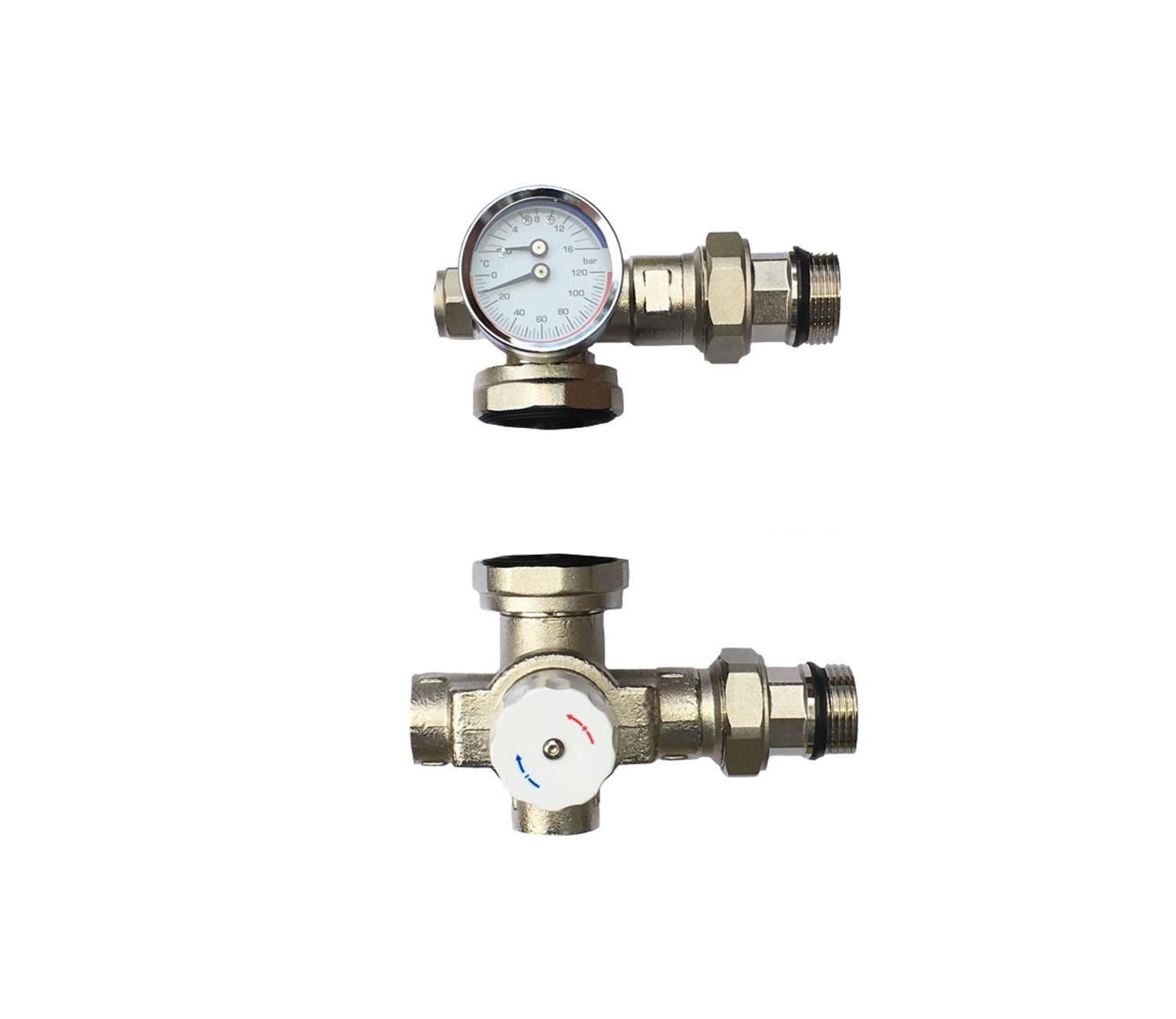 Temperature Blending Valve