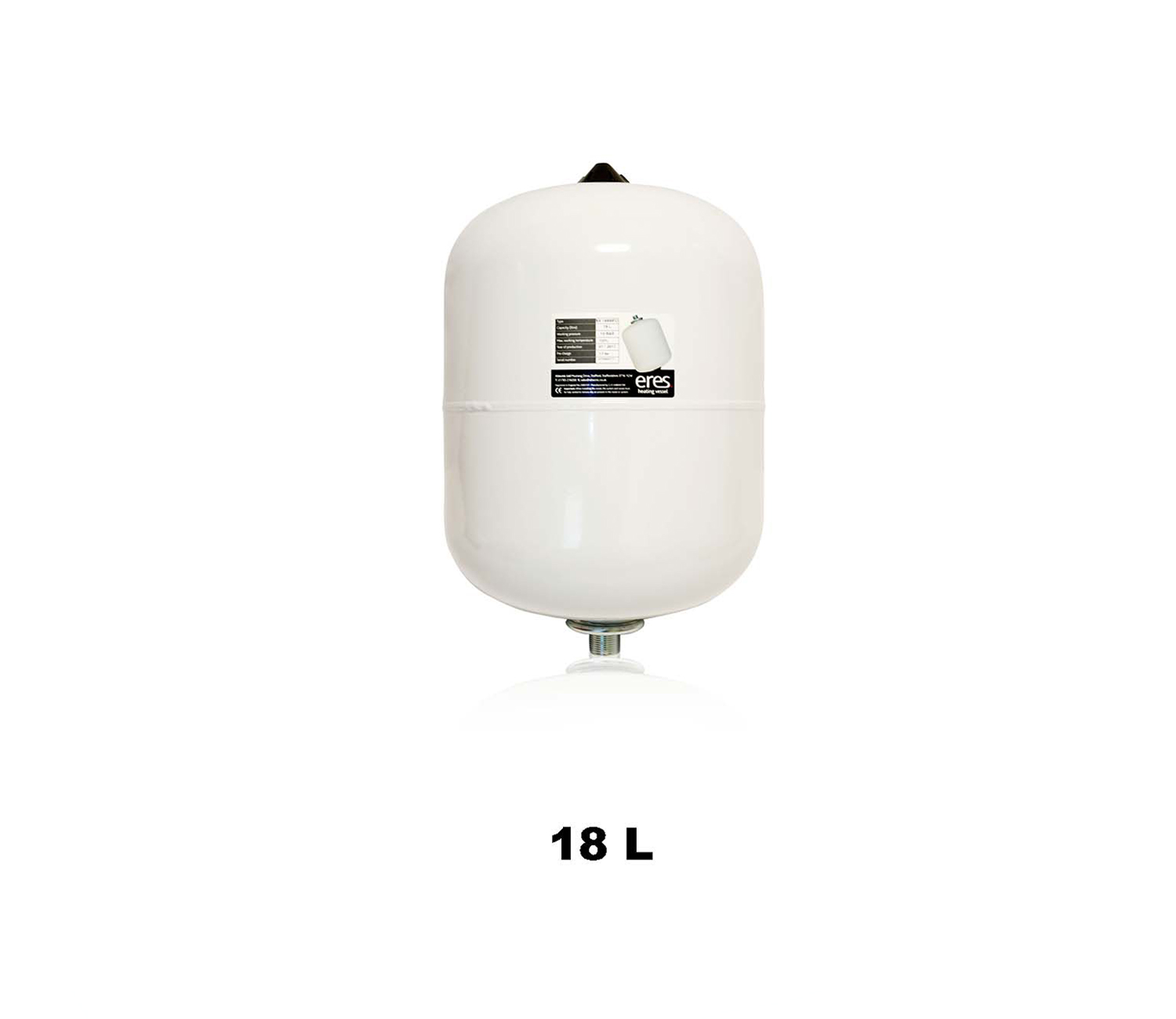 Solar expansion Vessel 18 L high temp