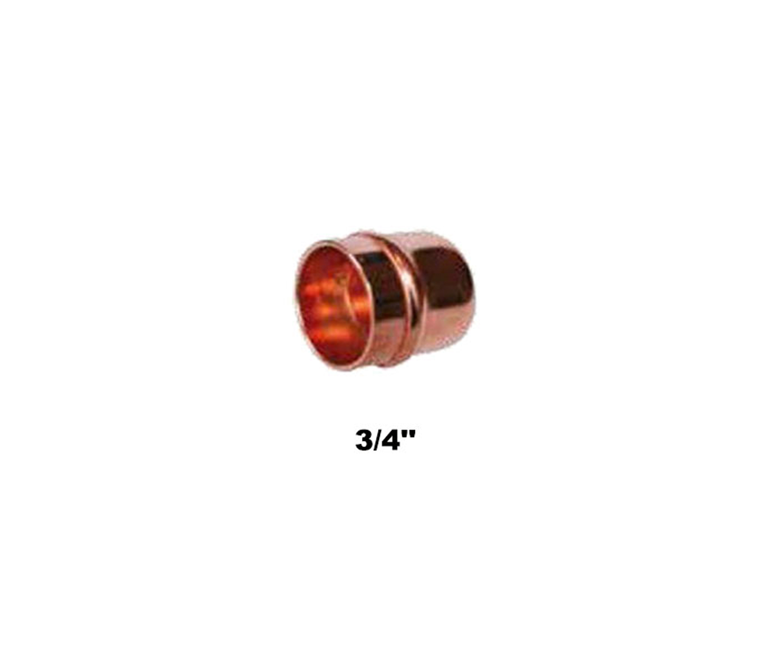 """Compression Stop End 3/4"""" (10722)"""