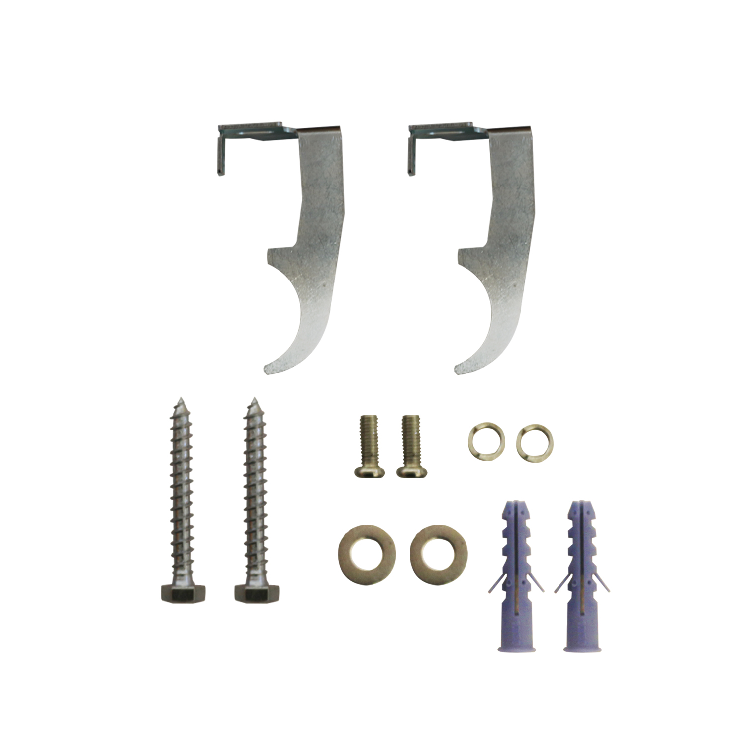 Aluminium Radiator Bracket UR9104, Radiator Mounting Brackets