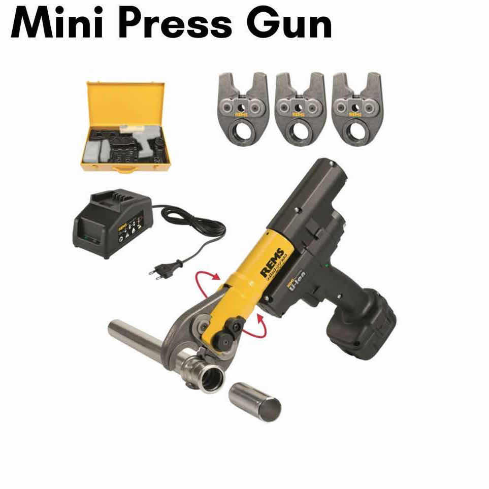 REMS Mini Press Gun for Sale, REMS Tool, REMS Press Tool