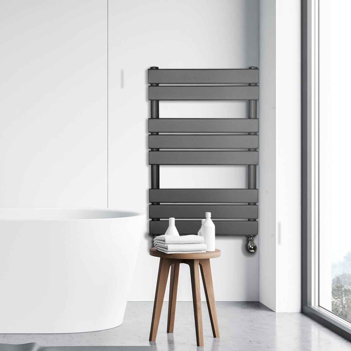 grey adige designer towel radiator 8 panels 2.jpg