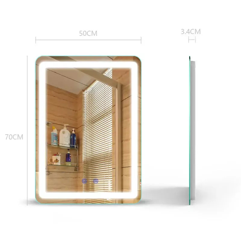 LED & Fog Free Bathroom Mirror DP339A